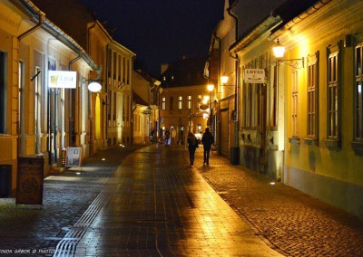 Eger Dobó utca