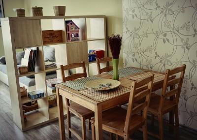 Family Residence Apartman Eger étkező