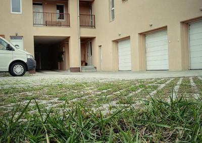 Family Residence Apartman Eger parkoló